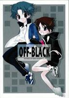Medaka no Gakkou - Off-Black